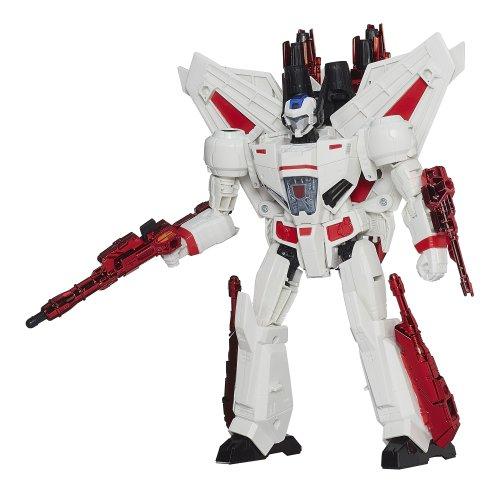 Hasbro A7297 - Generaciones Transformers líder de la Clase JETFIRE