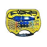 CNRGHS Rotary Tool Kit, Elektrische Bohrmaschine Elektrische Grinder Set, Hochwertiger Speed-Carving Gravur Und Polierwerkzeug, Klein Bohrfutter Schneidemaschine