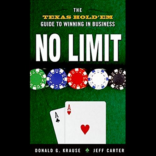 No Limit audiobook cover art