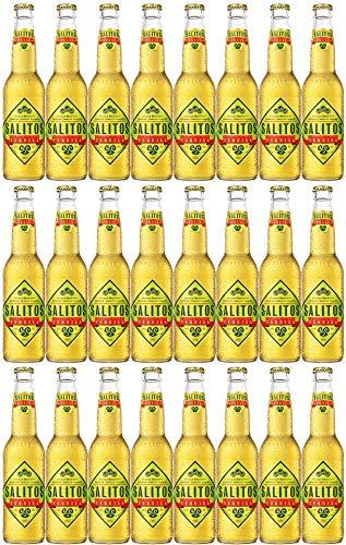 24 Flaschen Salitos Tequila Imported 0,33L Mix 5.9% vol. inc. 1.92€ MEHRWEG Pfand