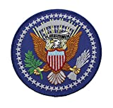 hibadge Seal of The President Presidential Patch-Hook and Loop Closure