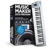 Magix Music Maker 2013 Control - Software de edición de audio/música (1024 MB, XGA, 2048 MB, 1 usuario(s), Caja, DEU)