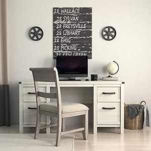 51A6+EaQX4L._SS300_ Coastal Office Desks & Beach Office Desks