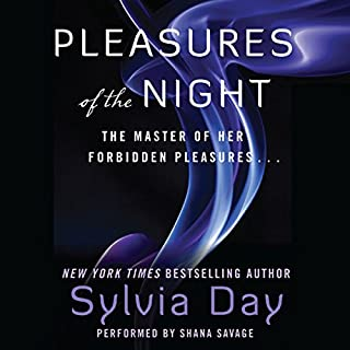 Pleasures of the Night audiobook cover art
