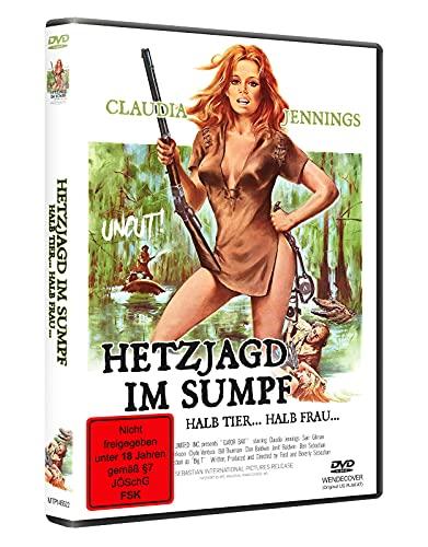 Hetzjagd im Sumpf - Halb Tier, Halb Frau