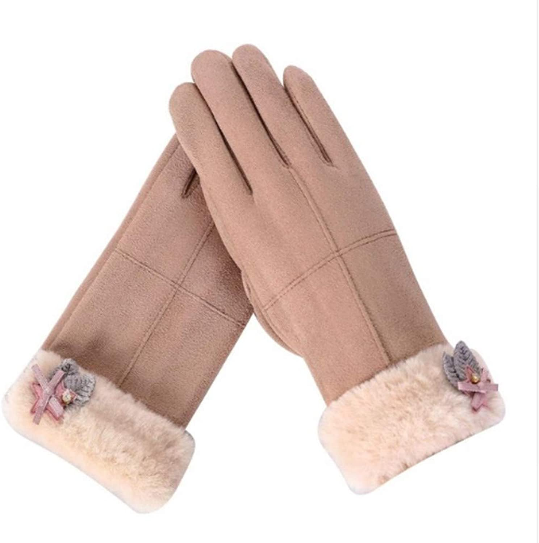RENXIN Handschuh Winter-Handschuhe Im Freien Handschuhe WildPU Warme Touchscreen Handschuhe Beiläufige Normallackhandschuhe B07KJVKB96  Am praktischsten