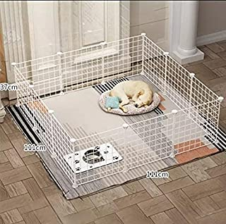 DIY Furniture Multipurpose Organiser for Dog/Cats/Small Pets   Playing/Sleeping Cabinet for Dogs/Cats/Small Pets   Foldabl...