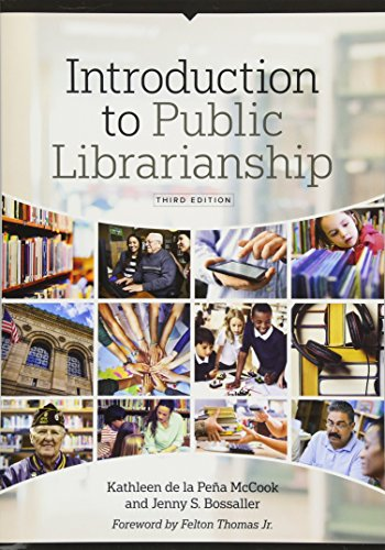 Download Introduction to Public Librarianship 083891506X