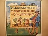 Erschröckliche Moritaten mit Helga Hahnemann und Heinz Rennhack