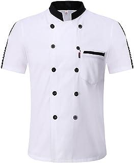 Amazon.es: 0 - 20 EUR - Chaquetas Chef / Hostelería: Ropa