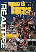 Realtree Monster Bucks XIX Volume 1- Deer, Elk, Big Game, Hunting Video DVD Collection Production