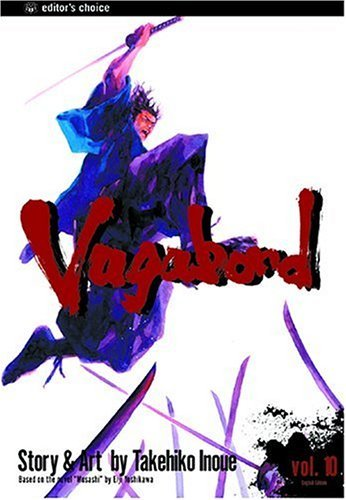 [Vagabond, Volume 10] (By: Takehiko Inoue) [published: June, 2004]