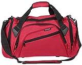 SIYUAN borsone da sport, impermeabile Athletic palestra borsa con scomparto per scarpe, Uomo, Sandali Adventure Seeker, punta chiusa - T - Bambini, Large