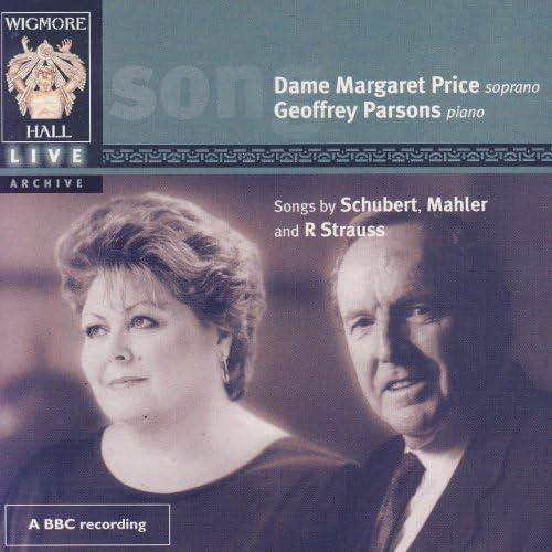 Dame Margaret Price & Geoffrey Parsons