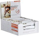 SQUEEZY  Sportlernahrung ENERGY BAR, Frucht, Display mit 20 Riegeln á 50 g