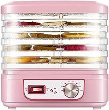 Déshydrateur électrique plateau 8 hiérarchisé sèche-linge fruits avec 35-70 ° C thermostat réglable, la recirculation de ...