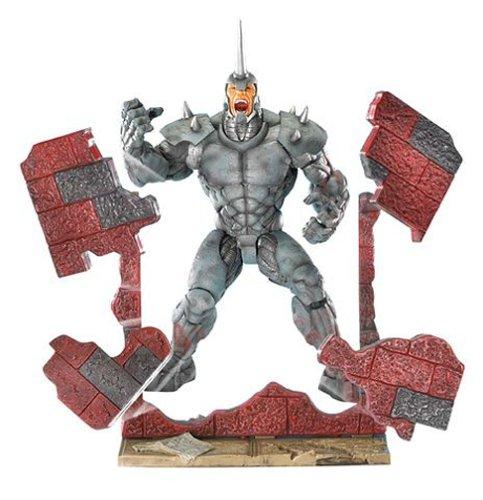 Spider-man Ultimate Rhino Smash 'N Crush 17 cm Action Figure