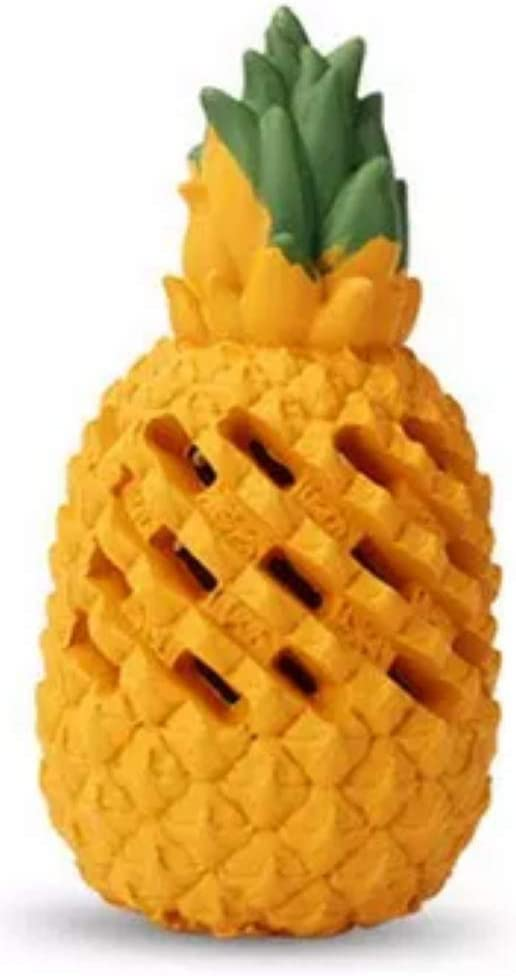 online shopping Long-Lasting Pineapple Dog Chew Memphis Mall Toys Aggressive Chewer for Small