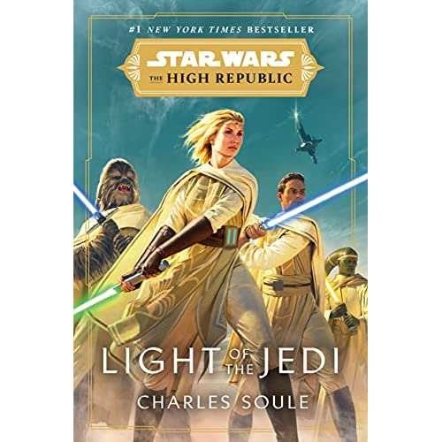 Star Wars: Light of the Jedi (The High Republic) (Star Wars: The High Republic Book 1) (English Edition)