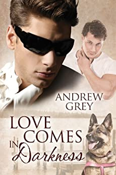 Love Comes in Darkness (Senses Series Book 2) by [Andrew Grey]
