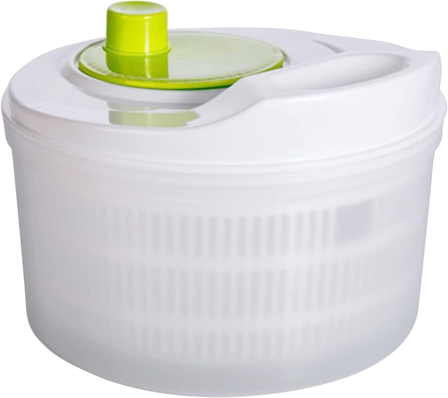 Salad Spinner Creative Vegetable Large-scale sale Multifuncti Price reduction Fruit Drainer Dryer
