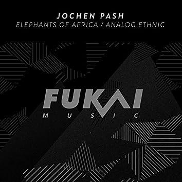 Elephants of Africa / Analog Ethnic