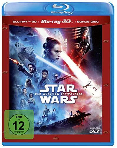 Star Wars: Der Aufstieg Skywalkers (2D & 3D) [Blu-ray]