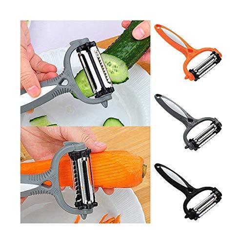 Vegetable Slicer Fruit Melon Grater Multifunctional Vegetable Peeler Fruit Peeler with Non-Slip