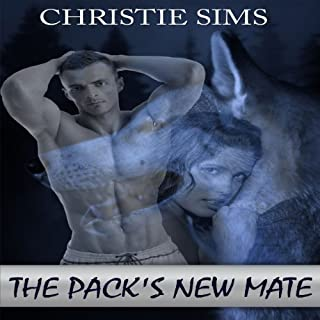 The Pack's New Mate audiobook cover art