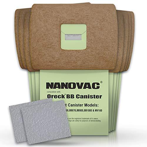 bolsa filtro fabricante NanoVac