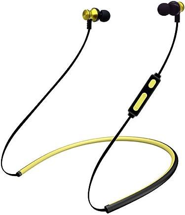 SANCHI ワイヤレス Bluetooth イヤホン 高音質 ブルートゥース イヤホン 低音強化された/6時間再生/マグネット機能/CVCノイズキャンセリング/内蔵マイク/ハンズフリー通話 iPhone、Android各種対応