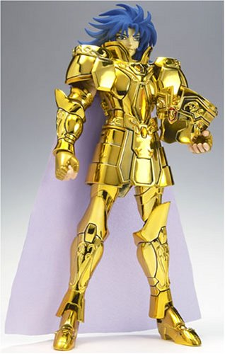 BANDAI Saint Seiya Saint Cloth Myth Gold Cloth Gemini Saga Action Figure