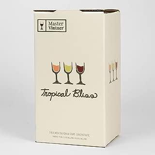 Master Vintner - Tropical Bliss Winemaking Recipe Kit - Makes 6 Gallons (Raspberry Merlot)