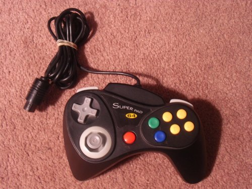 InterAct SuperPad 64 Controller