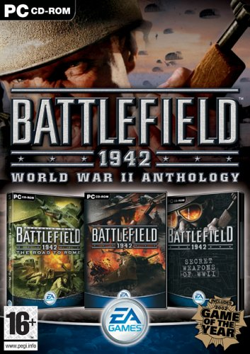 Time sale Battlefield 1942: The WWII UK Anthology Import Department store