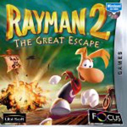Rayman 2: The Great Escape (PC) [Importación Inglesa]