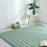 Große Bodenmatte aus Baumwolle für Kinder in vielen schönen Farben