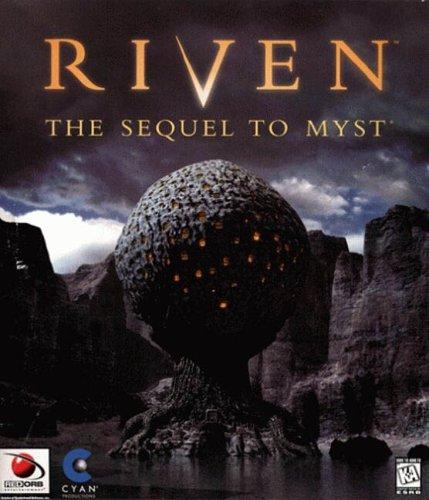 Riven - The Sequel to Myst [Importación Inglesa]