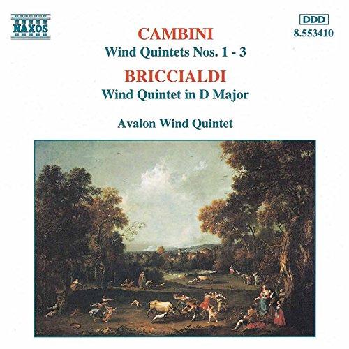 Wind Quintet No. 3 in F Major: III. Rondo: Allegro con brio