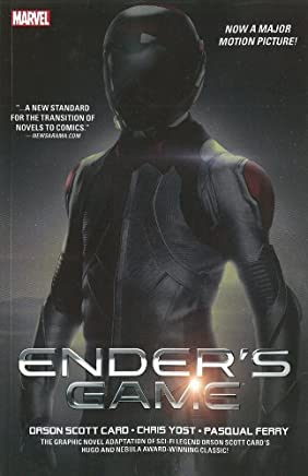 Enders Game Graphic Novel by Chris Yost (2013-09-24)