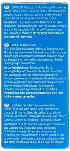 AMO Complete RevitaLens MPDS, (3 x 300 ml + 3 XLC) - 3