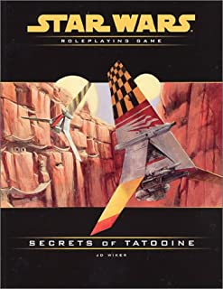 Secrets of Tatooine (Star Wars Roleplaying Game)