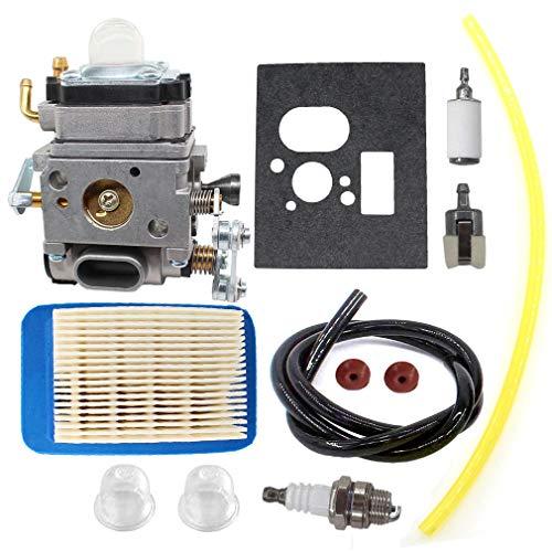 AISEN Carburetor Air Filter for WLA-1 Echo PB-500 PB-500T PB-500H EB-508RT A021001642 Fuel Line Filter Primer Bulb