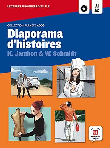 Collection Planète Ados. Diaporama d'histoires + CD: lecture + CD (Fle - Planete Ados)