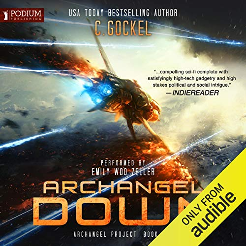 Archangel Down Titelbild