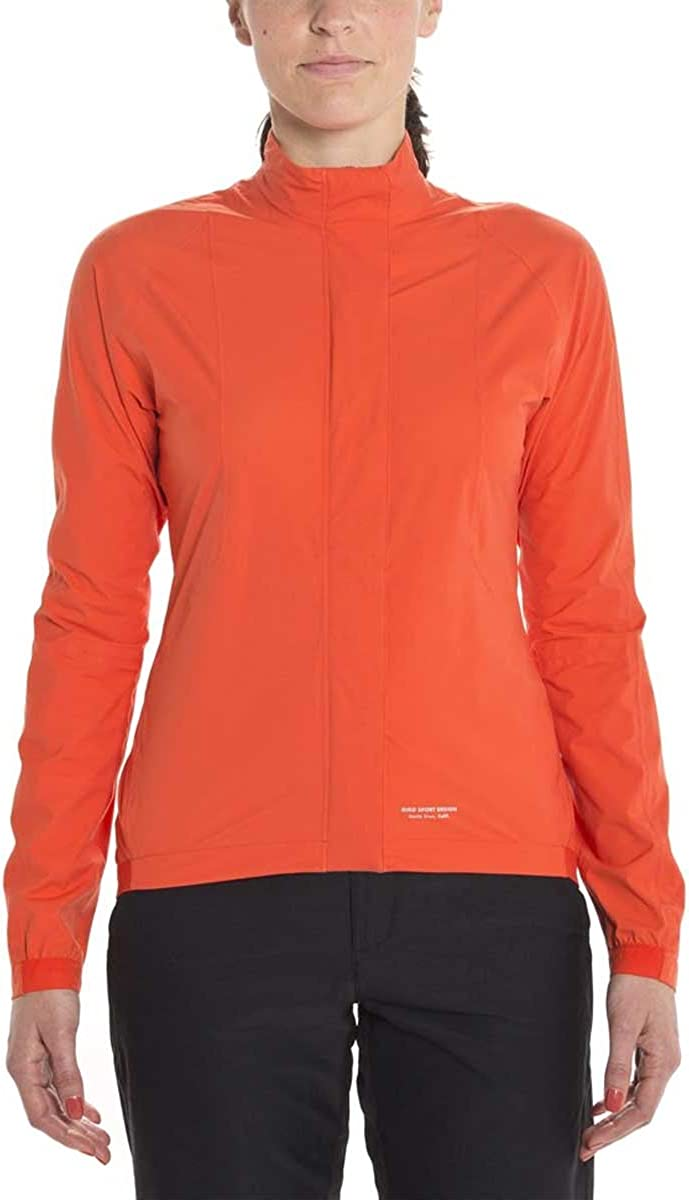 Giro Rain Jacket - Limited time cheap sale Red S Women's Selling and selling Glowing