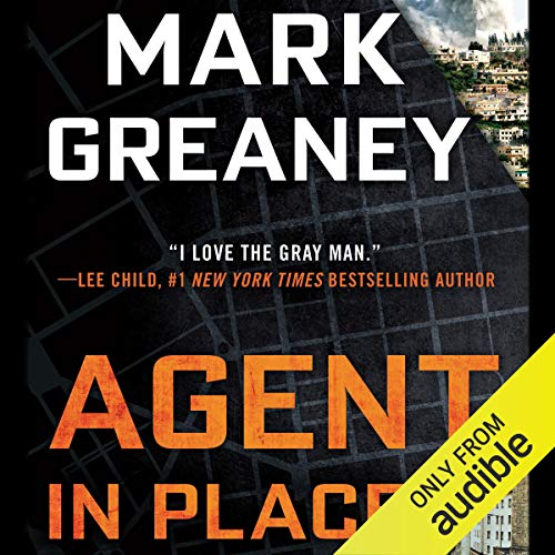 Agent in Place cover art