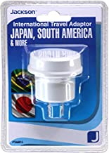 Jackson Outbound Travel Adaptor (Suits Japanese and South American Outlets)