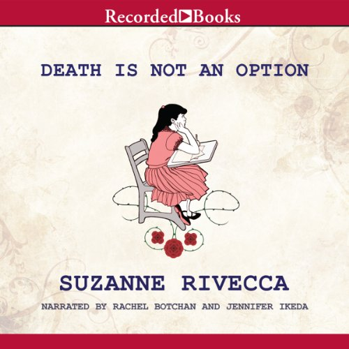 Death Is Not an Option audiobook cover art