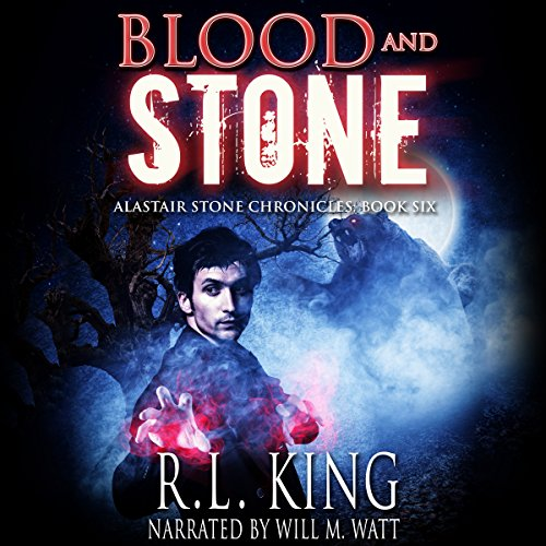 Blood and Stone Titelbild